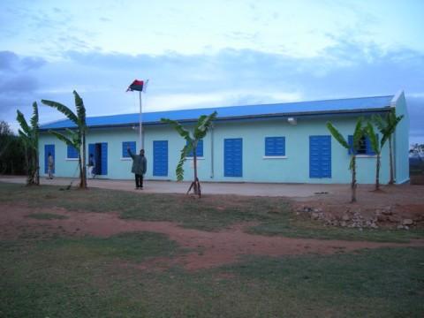 iarinoro école toute bleue